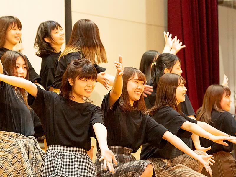 ダンスサークル「Meile」
