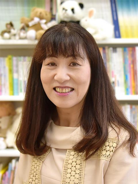 教育学部 子ども教育学科 講師 小田 真弓