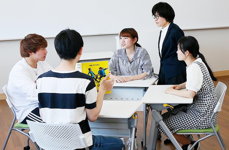 和歌山信愛大学で学べること