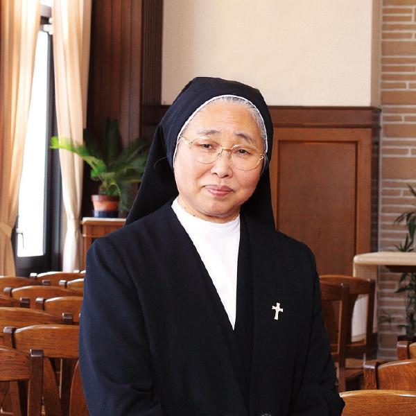 和歌山信愛大学・和歌山信愛女子短期大学 学長 シスター森田登志子